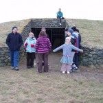 Barclodiad Burial Chamber