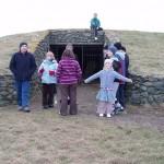 Barclodiad Burial Chamber