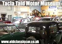 Tacla Taid, Anglesey Transport Museum, Newborough